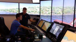 Narrow passage simulator 2